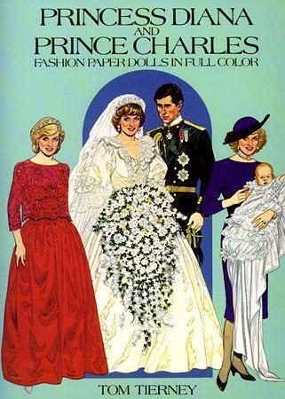 постер свадьба леди ди и принц чарльз