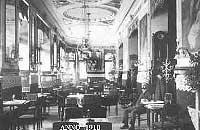 старинное венское кафе