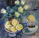 кофе и лимоны