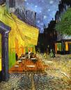 Терраса ночного кафе в Арле, Винсент Ван Гог
